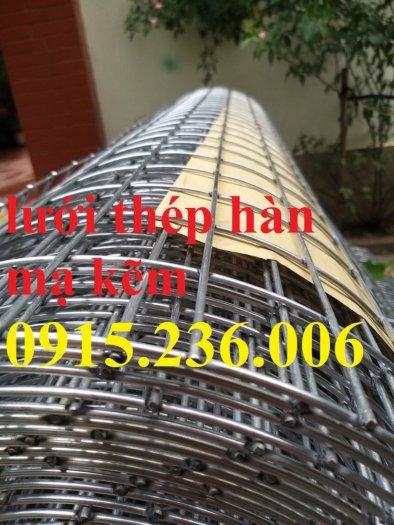 Lưới thép hàn mạ kẽm, lưới thép hàn phi 3 ô 50x50mm sẵn kho tại Hưng Yên4