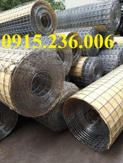 Lưới thép hàn mạ kẽm, lưới thép hàn phi 3 ô 50x50mm sẵn kho tại Hưng Yên0