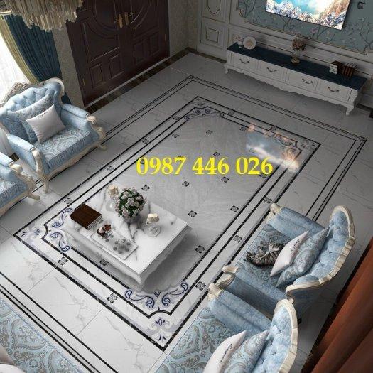 Gạch trang trí phòng khách HP6898