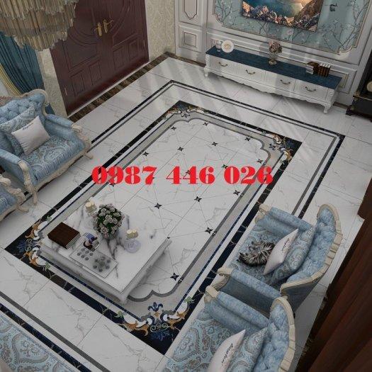 Gạch trang trí phòng khách HP6892