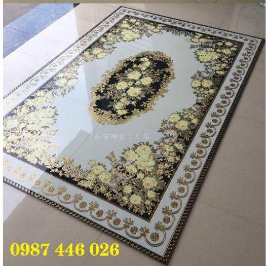 Thảm gach- gạch thảm- gạch trang trí sàn HP51053