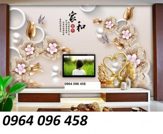 Báo giá tranh gạch 3d ốp tường - TB436