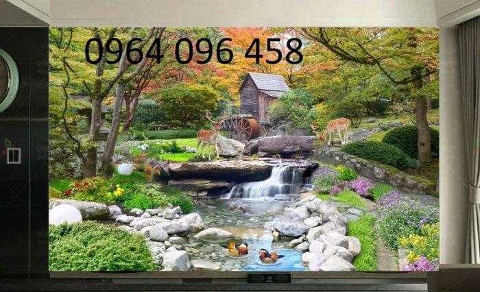 Tranh gạch men 3d trang trí nhà cửa - GD223