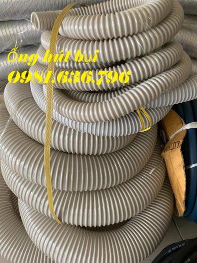 Giá ống hút bụi gân nhựa PVC phi 150mm13