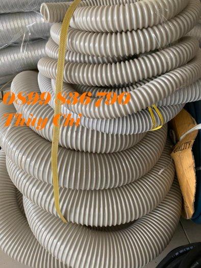 Giá ống hút bụi gân nhựa PVC phi 150mm11