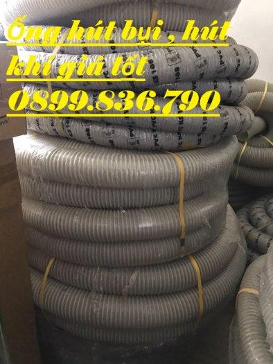 Giá ống hút bụi gân nhựa PVC phi 150mm1