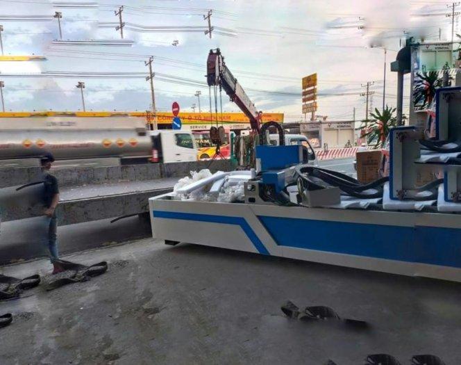 Máy cắt laser fiber địa chỉ nhà cung cấp uy tín tại thành phố hồ chí minh bảo hành dài lâu5