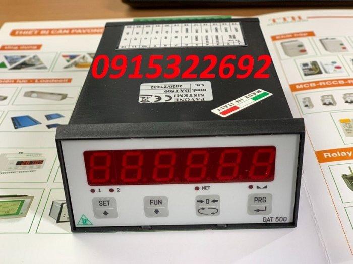 DAT500 - Đồng hồ cân sản xuất tại Pavone - Italy. Nhà phân phối độc quyền tại Việt Nam6