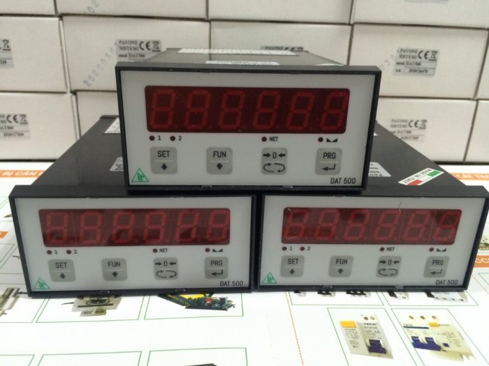 DAT500 - Đồng hồ cân sản xuất tại Pavone - Italy. Nhà phân phối độc quyền tại Việt Nam2