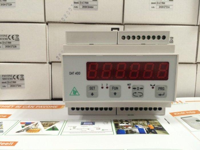 DAT400 - Đồng hồ cân hãng Pavone - Italy. Phân phối chĩnh hãng bởi TTH-Automation1