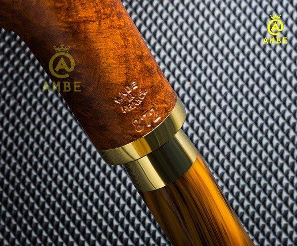 Tẩu gỗ Chacom Deauville No8724