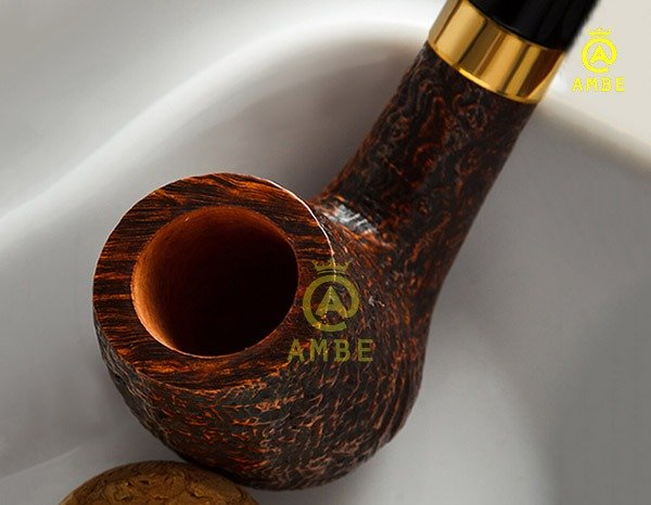 Tẩu gỗ Chacom Churchill Sablee N8575