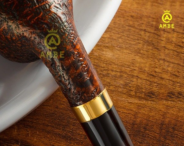 Tẩu gỗ Chacom Churchill Sablee N8571