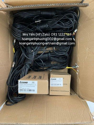 Bộ cảm biến áp suất và đầu dò SAND PT124-50MPa-M14-150/370 / PS1016-050-200-311| Hàng nhập khẩu trực tiếp5