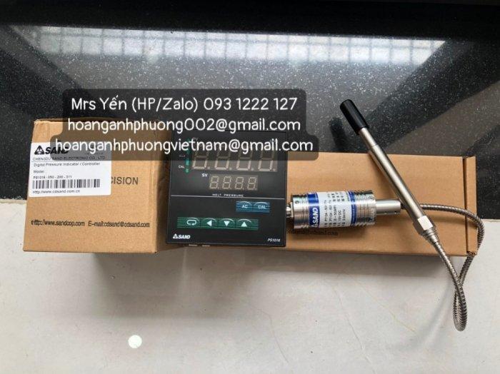 Bộ cảm biến áp suất và đầu dò SAND PT124-50MPa-M14-150/370 / PS1016-050-200-311| Hàng nhập khẩu trực tiếp3