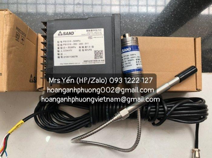 Bộ cảm biến áp suất và đầu dò SAND PT124-50MPa-M14-150/370 / PS1016-050-200-311| Hàng nhập khẩu trực tiếp2