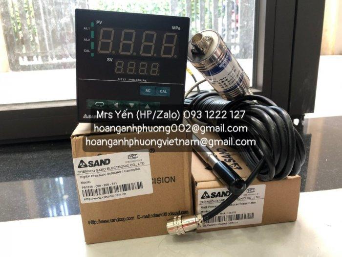 Bộ cảm biến áp suất và đầu dò SAND PT124-50MPa-M14-150/370 / PS1016-050-200-311| Hàng nhập khẩu trực tiếp0