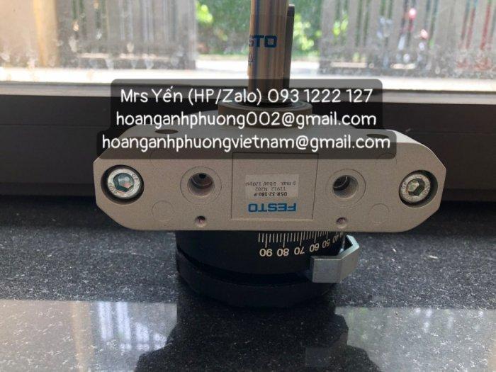 Xy lanh quay Festo DSR-32-180-P  Cty Hoàng Anh Phương  Hàng nhập khẩu chính hãng3