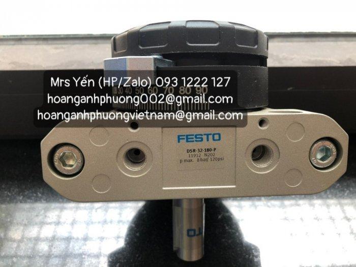 Xy lanh quay Festo DSR-32-180-P  Cty Hoàng Anh Phương  Hàng nhập khẩu chính hãng1