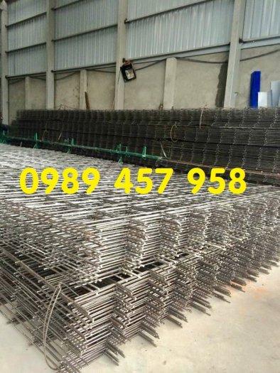 Nhà sản xuất thép hàn chập phi 8 a 200x200, Thép phi D8 a 200x200, Sắt phi 8 a 250x2507