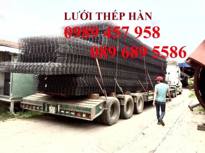 Nhà sản xuất thép hàn chập phi 8 a 200x200, Thép phi D8 a 200x200, Sắt phi 8 a 250x2505