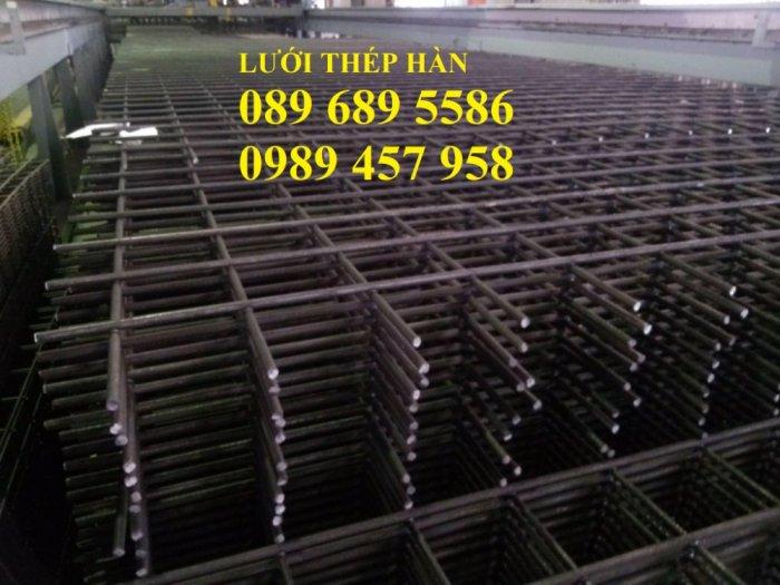 Nhà sản xuất thép hàn chập phi 8 a 200x200, Thép phi D8 a 200x200, Sắt phi 8 a 250x2504
