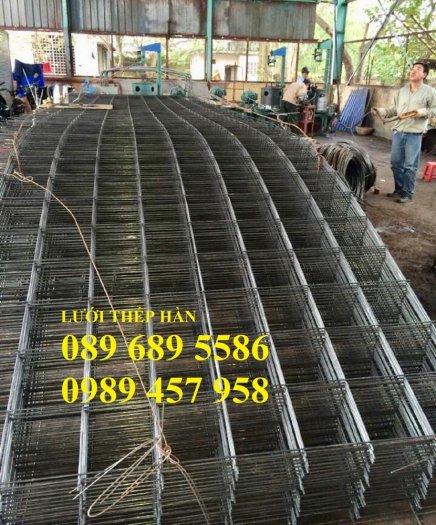 Nhà sản xuất thép hàn chập phi 8 a 200x200, Thép phi D8 a 200x200, Sắt phi 8 a 250x2502