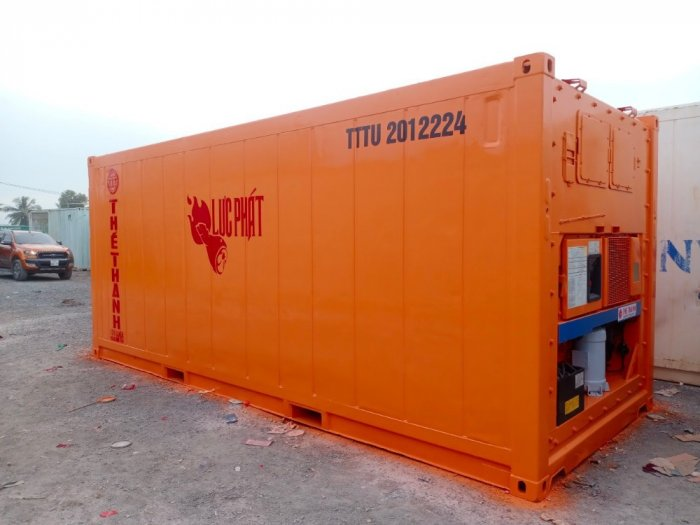Kho lạnh container 20feet0