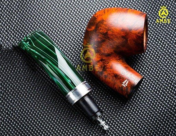 Tẩu gỗ Noel Chacom No399