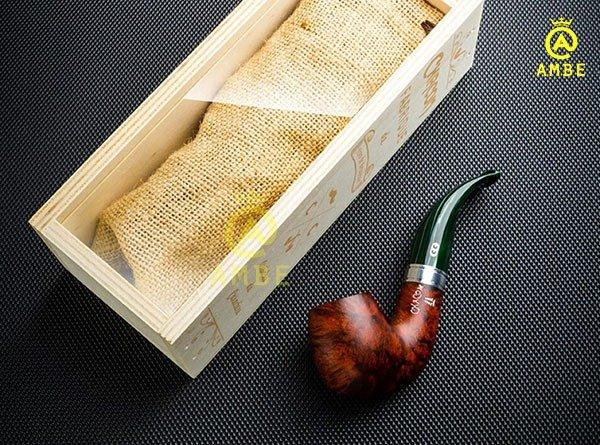Tẩu gỗ Noel Chacom No391