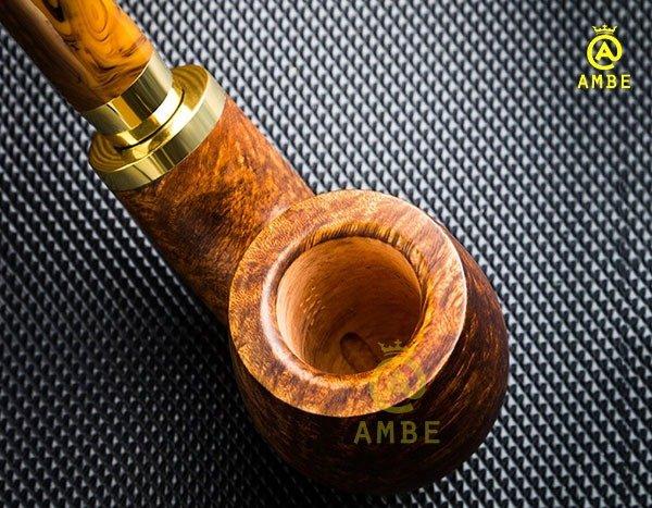 Tẩu gỗ Deauville Chacom No413