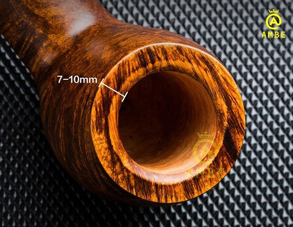 Tẩu gỗ Deauville Chacom No412