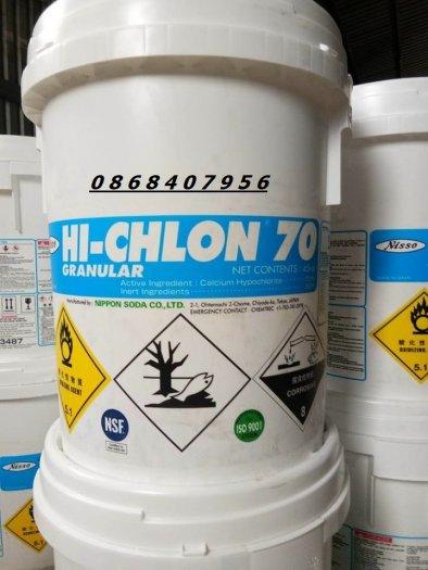 Hoá chất diệt khuẩn Chlorine Hi-Chlon 702