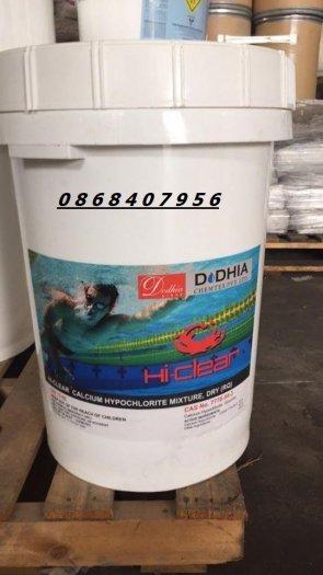 Hóa chất diệt khuẩn Chlorine Hi Clear2