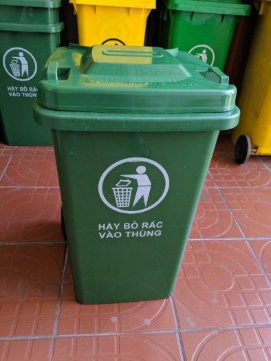 Thùng rác công cộng 100L2