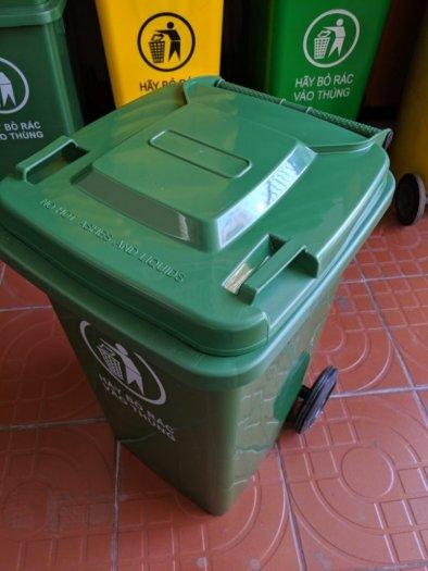 Thùng rác công cộng 100L1