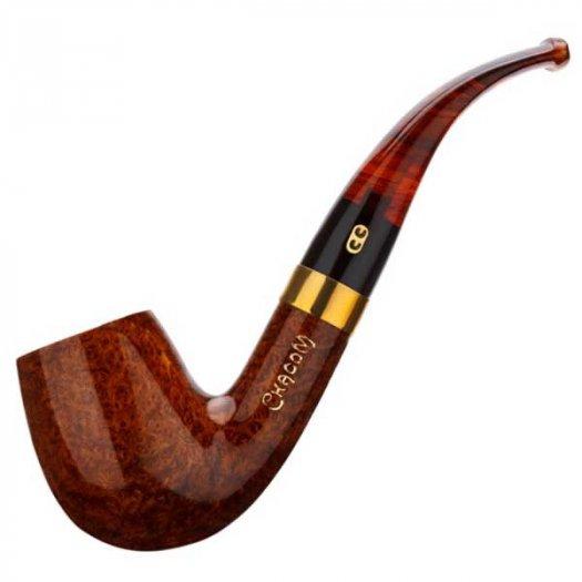 Tẩu gỗ Churchill Unie Chacom No426