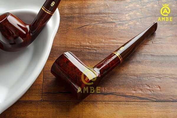 Tẩu gỗ Montbrillant Chacom No1555