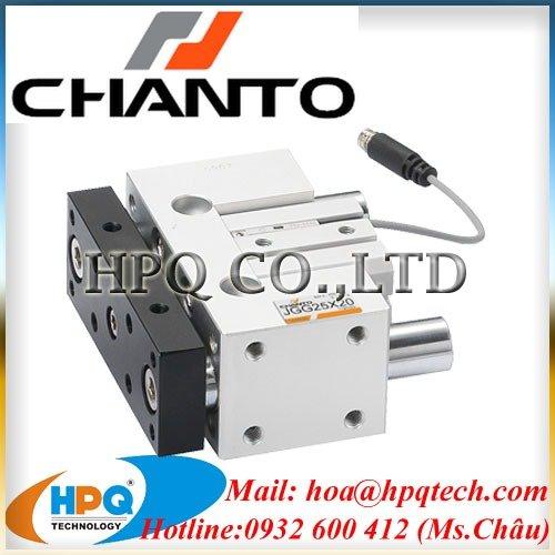 Xi Lanh Chanto | Bộ truyền động van Chanto | Chanto Việt Nam4