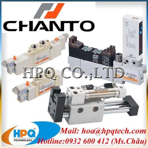 Xi Lanh Chanto | Bộ truyền động van Chanto | Chanto Việt Nam3
