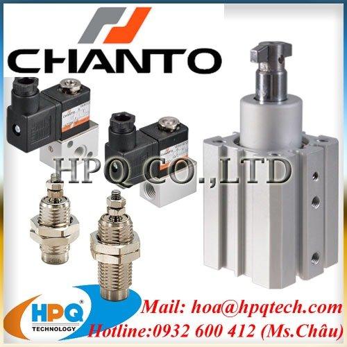 Xi Lanh Chanto | Bộ truyền động van Chanto | Chanto Việt Nam2