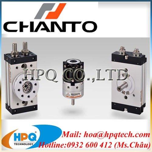 Xi Lanh Chanto | Bộ truyền động van Chanto | Chanto Việt Nam1