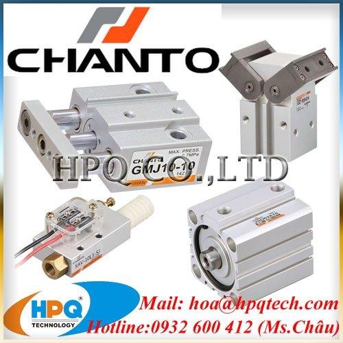 Xi Lanh Chanto | Bộ truyền động van Chanto | Chanto Việt Nam0