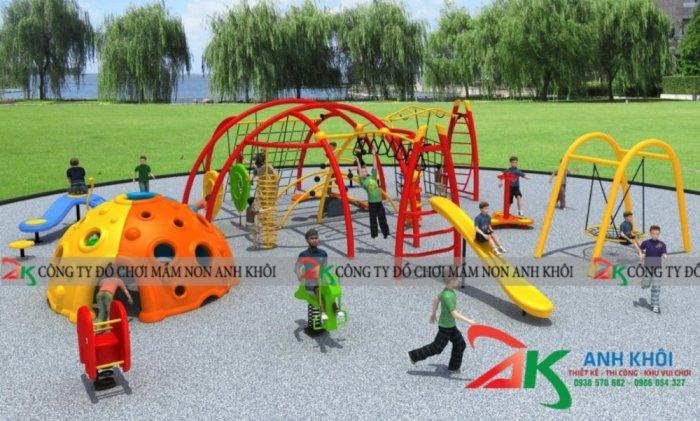 Cung cấp đồ chơi công viên vận động ngoài trời0