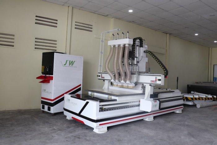 Máy CNC Trung Tâm K8 - Phục vụ cho cắt khắc ngành quản cáo2