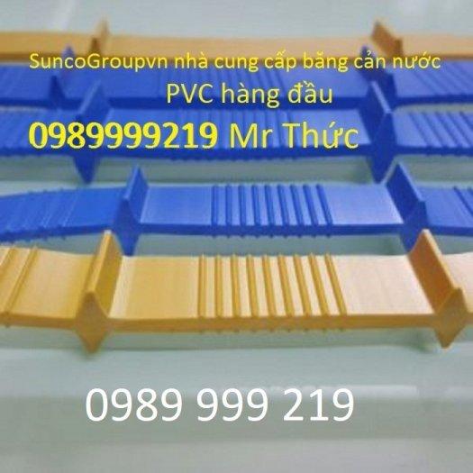 Băng cản nước pvc,khớp nối pvc kn92 chống thấm khe co giãn bê tông2