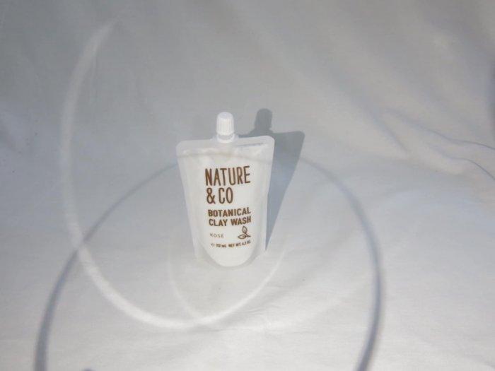 Sữa rửa mặt đất sét trắng V-hadakin Thương hiệu Kose đẳng cấp6