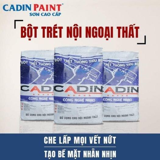 Bột trét có giá rẻ nhất TPHCM!0