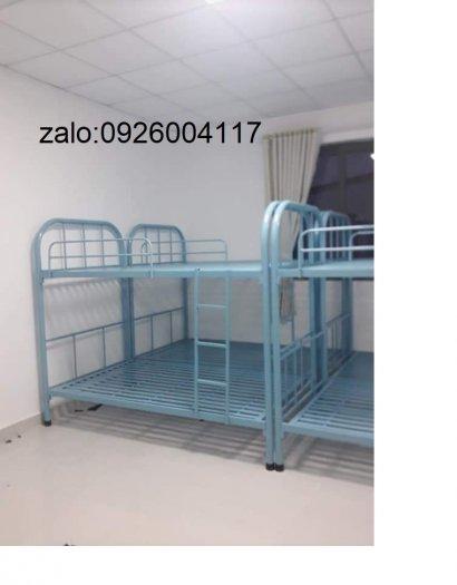 Giường tầng sắt giá rẻ nhất tphcm1