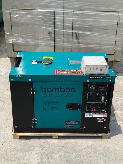 Nhà phân phối máy phát điện Bamboo chạy dầu 8kva giá tốt nhất2